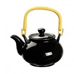 Teekanne 'Schwarze Serie' 0,5L