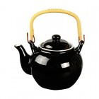 Teekanne 'Schwarze Serie' 0,8L
