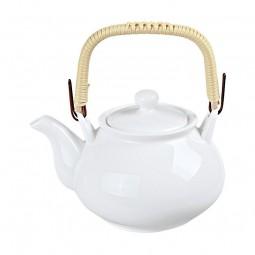 Teekanne 'Weiße Serie' I