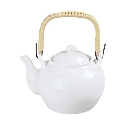 Teekanne 'Weiße Serie' II