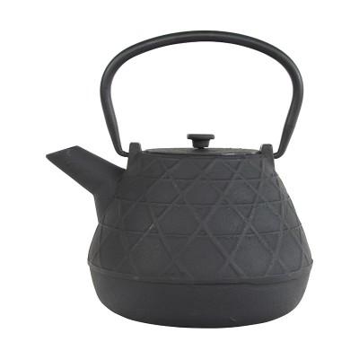 Teekessel 'Amime' aus Gusseisen - 1 L