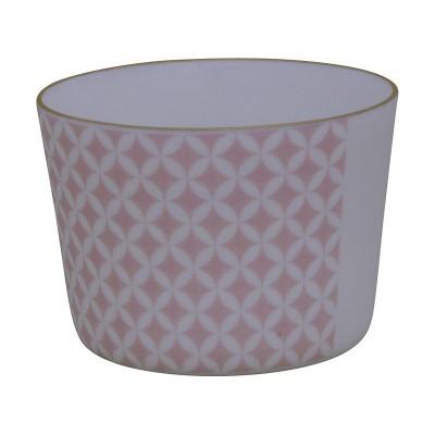 Teeschale - Asanoha rosa