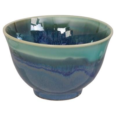 Teeschale Kobalt