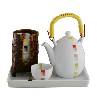 Teeset - Harlekin