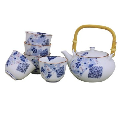 Teeset - Kyo Yuzen
