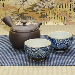 Teeset Takeharu Gojo 3-teilig