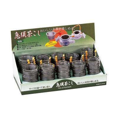 Teesiebe-Box 100 Stück mit Griff