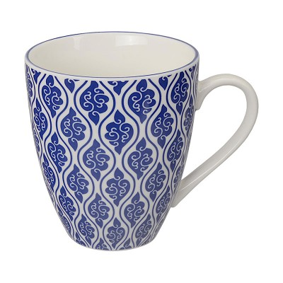 Teetasse 'Japan Blau – Kumatachiwaki' groß 8,7x9,8cm