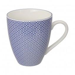 Teetasse 'Japan Blau – Tagedabishi' groß 8,7x9,8cm