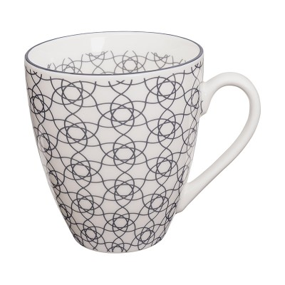 Teetasse - Japan Grau - Kagome Hana