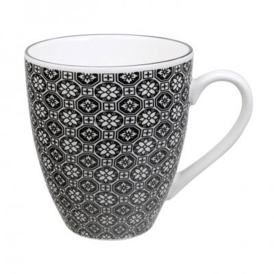 Teetasse - Japan Schwarz - Hakkakushokko 8,7x9,3cm