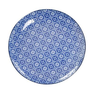 Teller 'Japan Blau – Hakkakushokko' 20,6cm