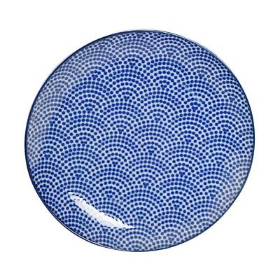 Teller 'Japan Blau - Samekomon' 16cm