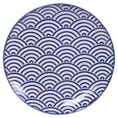 Teller - Japan Blau