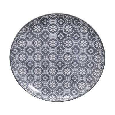 Teller - Japan Grau - Hakkakushokko 16cm