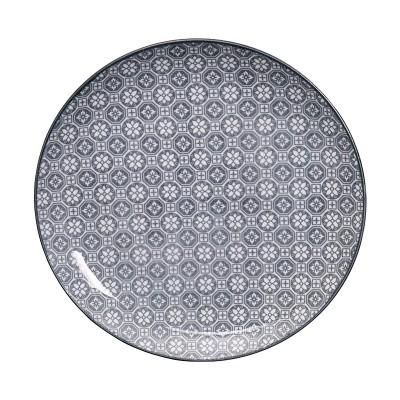 Teller - Japan Grau - Hakkakushokko 25,7cm
