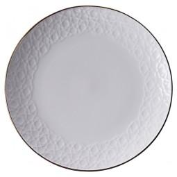 Teller - Japan Weiß Kagome Hana