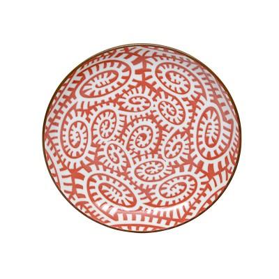 Teller - Karakusa Rot 15,5cm