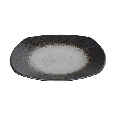 Teller 'Shirosumi' schwarz/weiß 28cm