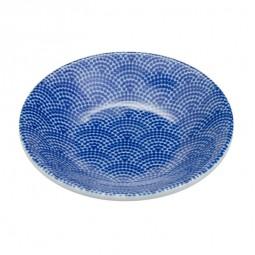 Tellerchen - Japan Blau - Samekomon 10cm