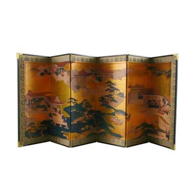 Tisch-Paravent - Genji Haru (Motonobu Kano)