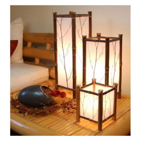 tischlampe shuji tisch stehlampen asiatische lampen. Black Bedroom Furniture Sets. Home Design Ideas