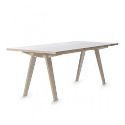 wohnen tische tisch mit zen garten aus buche niedrig.