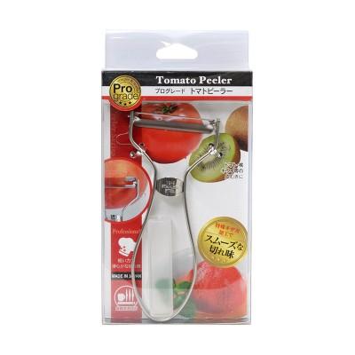 Tomatenschäler aus Edelstahl