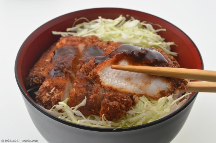 Schnitzel auf Japanisch: Sauce Tonkatsu Rezept aus Fukui
