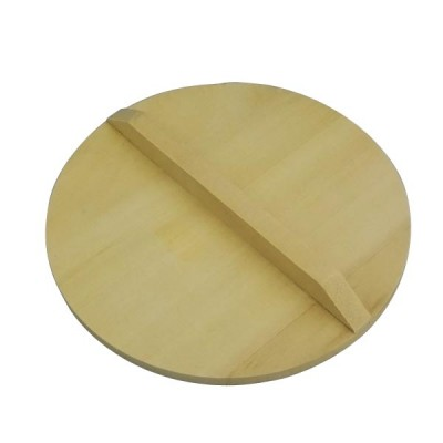 Topfdeckel aus Holz