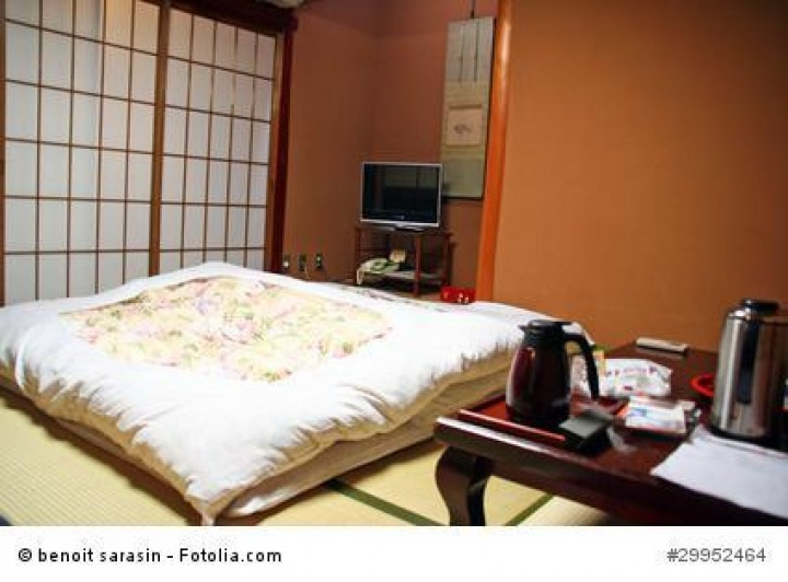 Japanische Futonbetten die vorteile futonbetten gegenüber herkömmlichen betten