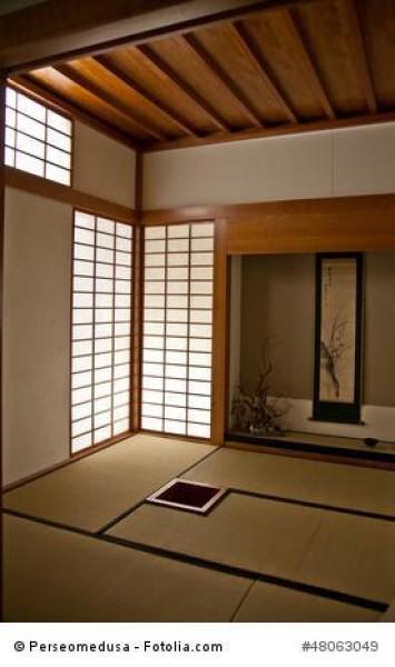 Raumteiler und Paravents, der Klassiker unter den japanischen Möbeln
