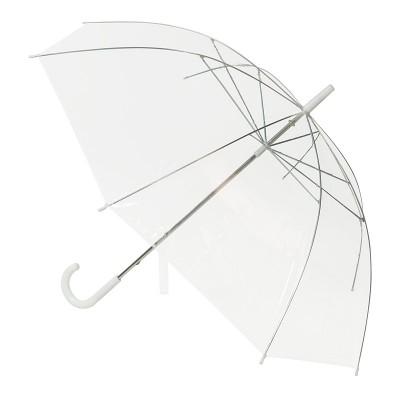 Transparenter Regenschirm