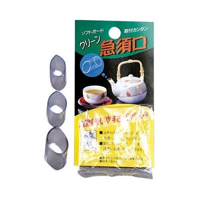 Tropfschutz für Teekannen