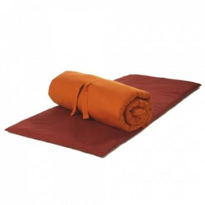 Übungsmatte Relax Baumwolle Inlett einlagig