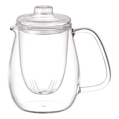 UNITEA Teekannenset aus Glas