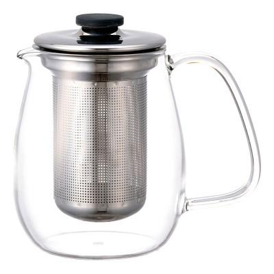 UNITEA Teekannenset aus rostfreiem Stahl