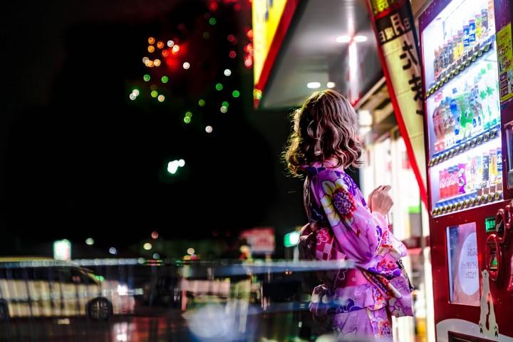 Boom bei japanischen Verkaufsautomaten in der Corona-Pandemie