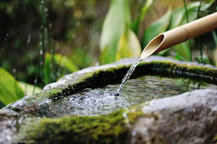 Wie Wasserspiele Garten und Heim in eine japanische Oase verwandeln