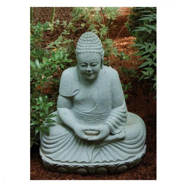 weiblicher buddha figuren skulpturen garten japanwelt. Black Bedroom Furniture Sets. Home Design Ideas