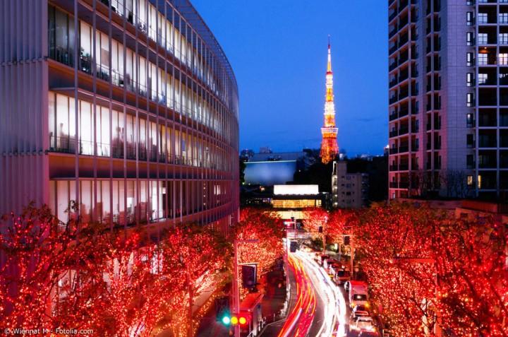 Weihnachten in Japan ist populärer als man denkt