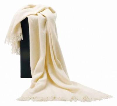 Wolldecke für Yoga