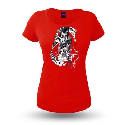Yakitori Damenshirt, Anubis