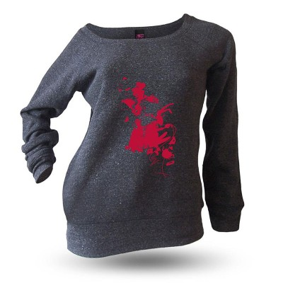 Yakitori Raglansweatshirt, Alice Groß