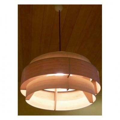 Yuan, Bambusdeckenlampe