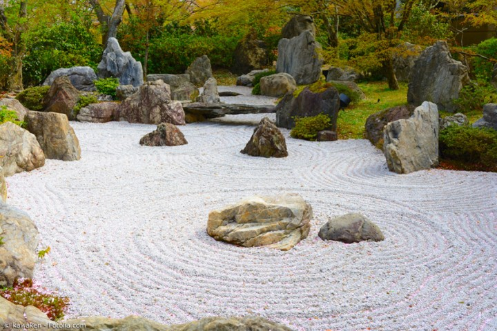 Zen Garten Das Kleine Paradies Fur Zuhause Japanwelt De