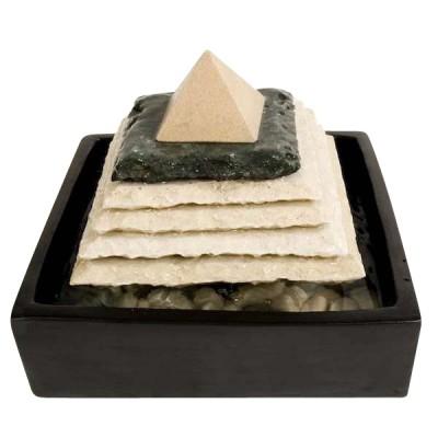 Zimmerbrunnen Pyramide 2