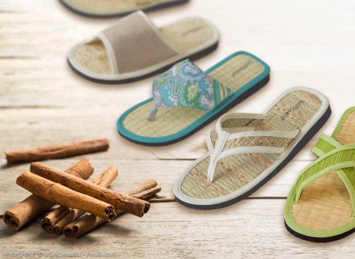 Zimtlatschen – Ein traditionelles Heilmittel im Sommerschuh