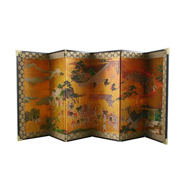 Tisch Paravent Kiji (Motonobu Kano)