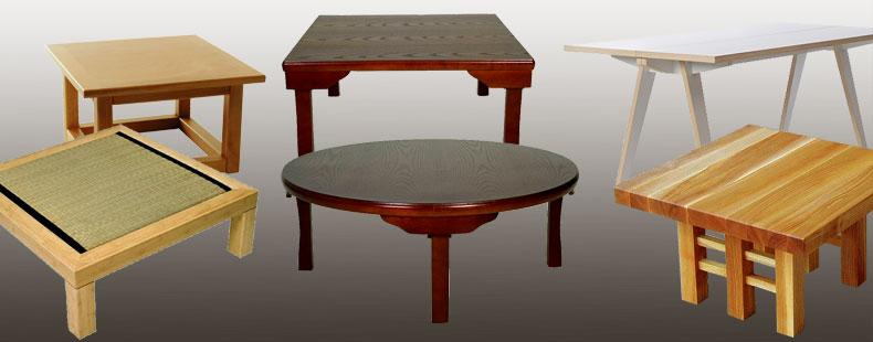Japanische Tische Fur Ihr Japan Zimmer Washitsu